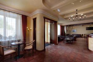 Ресторан / где поесть в Отель Парус