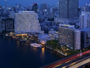 A bird's-eye view of Shangri-La Bangkok