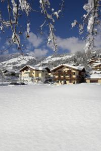 Hotel Hubertus im Winter