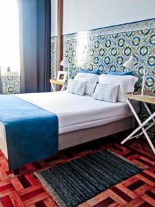 A room at Coimbra Portagem Hostel