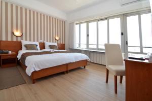 A room at Hotel Neboder