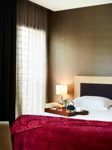 A room at Hotel Villa Emilia