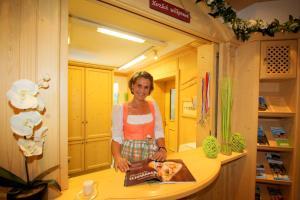 Spa und/oder Wellnesseinrichtungen in der Unterkunft Hotel Sonneck