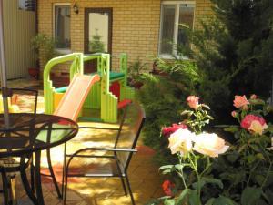 Патио или другая зона на открытом воздухе в Guest House Elza
