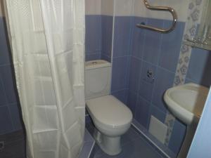Ванная комната в Guest House Elza