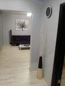 Телевизор и/или развлекательный центр в Apartments Amigos
