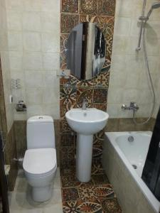 Ванная комната в Apartments Amigos