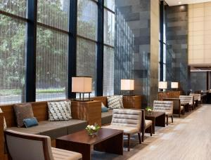 A restaurant or other place to eat at Four Points by Sheraton Jakarta Thamrin