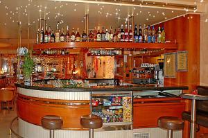 Salone o bar di Albergo alla Torre Siegler Im Thurm
