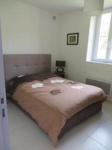 A room at Les Brosses