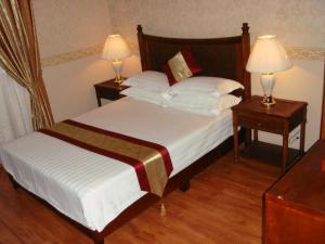Um quarto em Raghdan Village