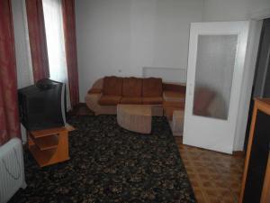 Гостиная зона в Hotel Kedr