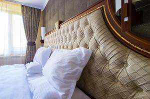 Кът за сядане в Хотел Еделвайс
