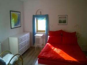 Ein Zimmer in der Unterkunft Ferienwohnung Reichart