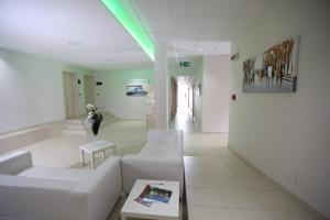 Hall o reception di Medea Resort