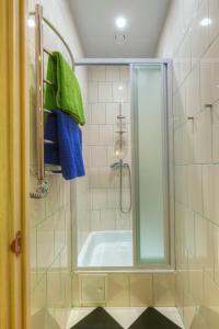 Un baño de Boxtel Hostel