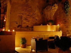 Spa and/or other wellness facilities at Caveoso Hotel
