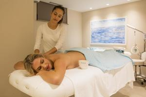Spa and/or other wellness facilities at Hotel Vila Rova