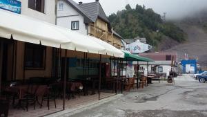 Лаундж или бар в Роза Азау
