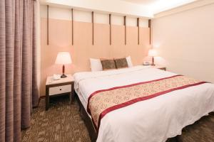 A room at Waugh Den Business Hotel