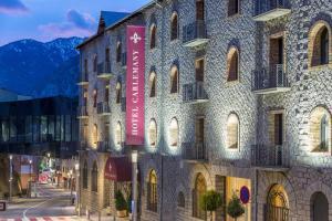 Fachada o entrada de Hotel Spa Termes Carlemany