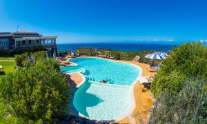 A view of the pool at Bajaloglia Resort or nearby