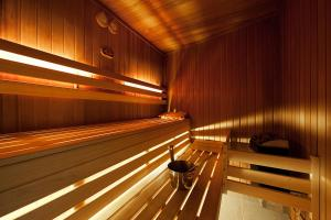 Spa and/or other wellness facilities at Niebieski Art Hotel & Spa