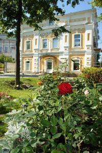 Сад в Отель Онегин