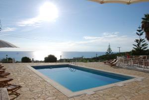 Πισίνα στο ή κοντά στο Villa Alex