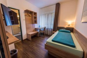 A room at Hotel Baccara
