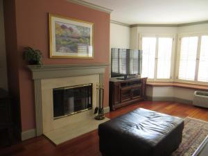 Ein Zimmer in der Unterkunft Cow Hollow Inn and Suites