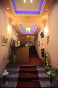 The lobby or reception area at Emporikon