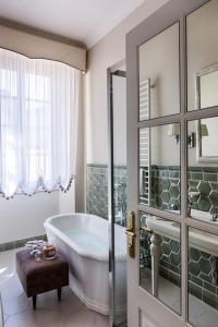 Ванная комната в Palazzo Roselli Cecconi