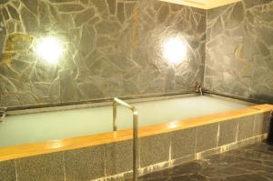 The swimming pool at or near Hotel Terrace Yokohama