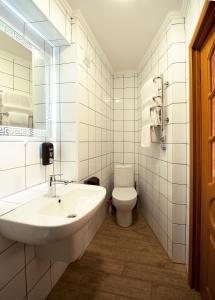 Ванная комната в Авент Инн Васильевский