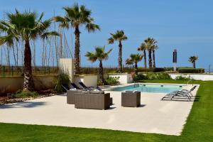 Сад в Pestana Casablanca, Seaside Suites & Residences