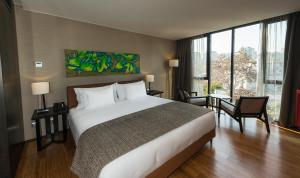 A room at Ladera Boutique Hotel