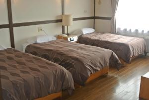 A room at Hotel Biwako Plaza