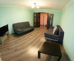 Лаундж или бар в 2kv Apartment Center Gudvin