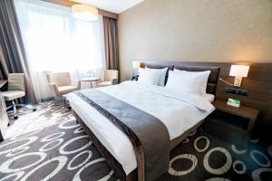 Pokój w obiekcie Holiday Inn Dąbrowa Górnicza-Katowice, an IHG Hotel