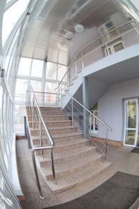 Патио или другая зона на открытом воздухе в Inn Chemodan