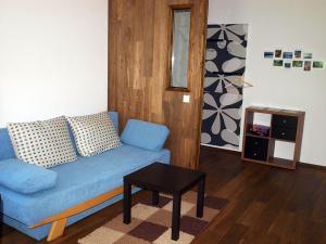 Posezení v ubytování Appartement-Robin