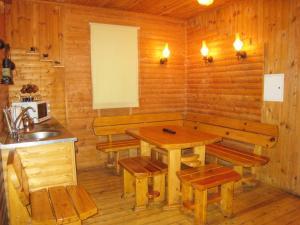 Лаундж или бар в Гостиница Колос