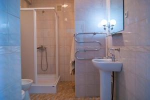 Ванная комната в Vostok