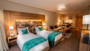 غرفة في Melliber Appart Hotel