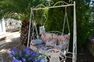 Terrasse ou espace extérieur de l'établissement Tivoli en Provence