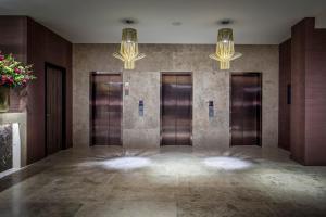 Spa en/of wellnessfaciliteiten van Van der Valk Hotel Enschede