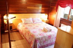 A room at Pousada Villa Fiorita