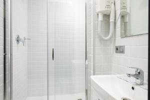 Ванная комната в Алекс Отель на Косыгина