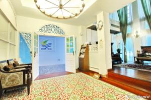 Hall ou réception de l'établissement Shewe Wana Suite Resort